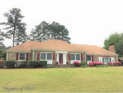 Fayetteville Single Family Home For Sale: 3313 Granville Drive