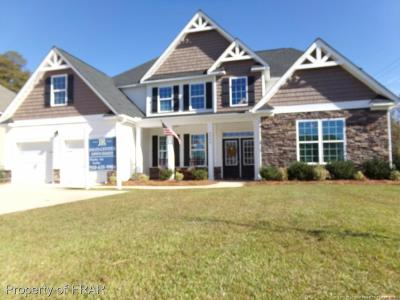 Fayetteville Single Family Home For Sale: 3445 Summer Cove Dr #44