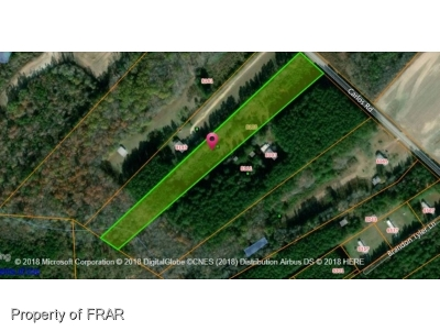 Linden Residential Lots & Land For Sale: 8125 Carlos Road