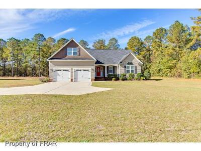 Stedman Single Family Home For Sale: 2521 Wade Stedman Rd #4