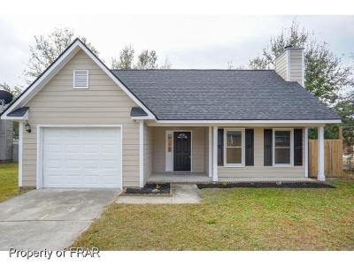 Fayetteville NC Single Family Home For Sale: $114,800