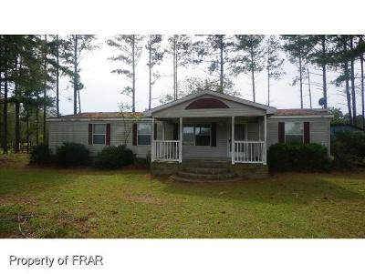 Raeford Single Family Home For Sale: 2505 Aberdeen Road