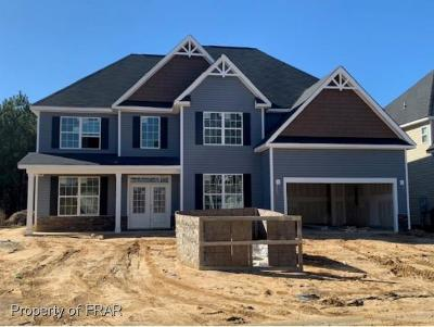 Fayetteville Single Family Home For Sale: 1406 Draw Bridge Ln #109