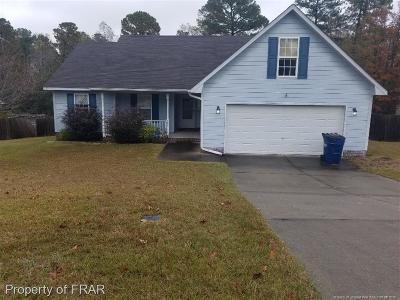 Raeford NC Single Family Home For Sale: $109,900