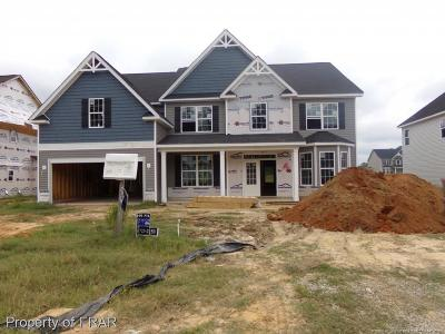 Fayetteville Single Family Home For Sale: 2131 Mannington Dr #110