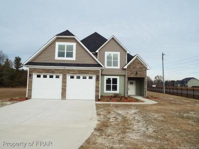 Raeford Single Family Home For Sale: 112 Tranquility Dr