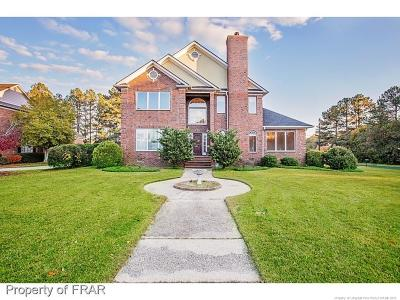 Fayetteville Single Family Home For Sale: 817 Murray Hill Road