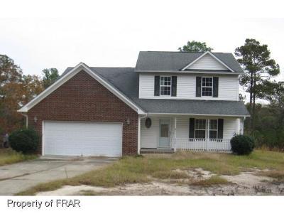 cameron Single Family Home For Sale: 843 Lakeridge Dr