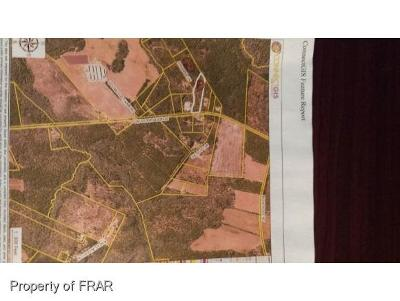 Raeford Residential Lots & Land For Sale: 6313 Pendergrass Road