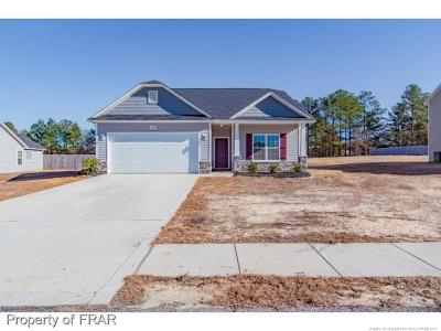 Raeford Single Family Home For Sale: 348 Feathers Ln #63