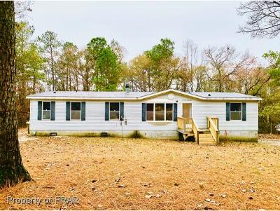 Harnett County Single Family Home For Sale: 668 Milton Welch Rd
