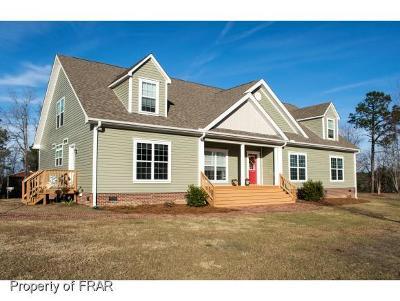Lillington Single Family Home For Sale: 745 Kramer #1