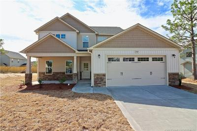 Moore County Single Family Home For Sale: 1907 Sweetfern Place