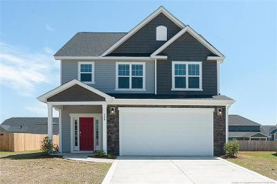 Raeford NC Single Family Home For Sale: $231,160