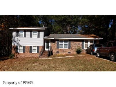 Fayetteville Single Family Home For Sale: 946 Rancho Dr
