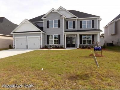 Fayetteville Single Family Home For Sale: 2208 Mannington Rd #77