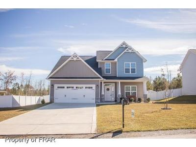 Harnett County Single Family Home For Sale: 312 Bandana Way