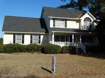 Fayetteville NC Single Family Home For Sale: $215,000