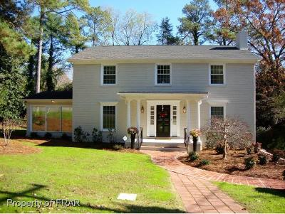Fayetteville Single Family Home For Sale: 305 Woodcrest Rd #162
