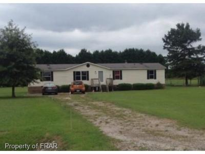 Johnston County Single Family Home For Sale: 144 Fitzgerald Rd