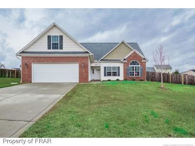 Fayetteville NC Single Family Home For Sale: $169,900