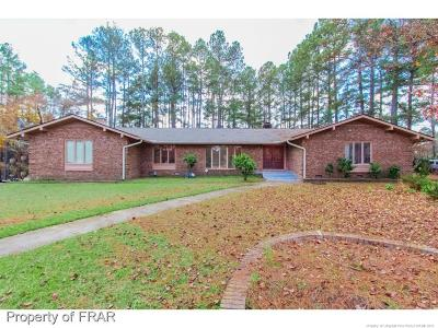 Fayetteville Single Family Home For Sale: 2905 Hybart St