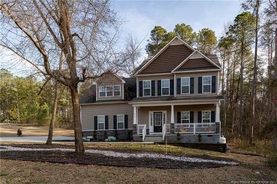 Harnett County Single Family Home For Sale: 436 Stone Cross Dr #70