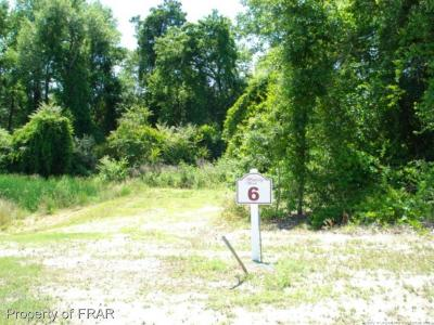 Raeford Residential Lots & Land For Sale: Tranquility Drive