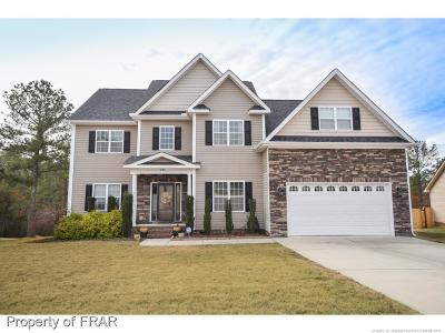 Harnett County Single Family Home For Sale: 536 Spring Flowers Drive
