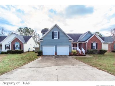 Fayetteville Single Family Home For Sale: 2737 Millmann Rd