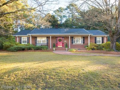 Fayetteville Single Family Home For Sale: 2616 Westchester Drive