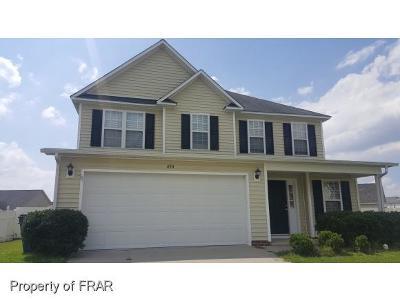 Raeford Single Family Home For Sale: 470 Fairfield Cir