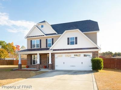 Fayetteville Single Family Home For Sale: 1805 Didsbury Cir #10