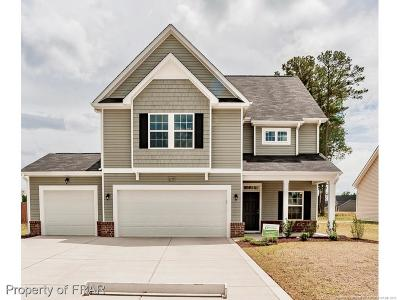 Fayetteville Single Family Home For Sale: 2135 Stafford Drive (Lot 58) #58