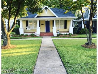 Cumberland County Single Family Home For Sale: 1715 Fort Bragg Rd.