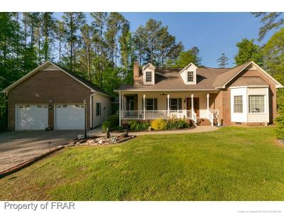 Single Family Home For Sale: 8042 Royal Drive