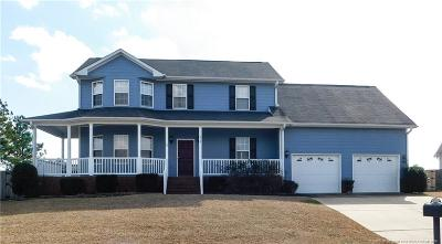 Fayetteville Single Family Home For Sale: 413 Edwinstowe Ave #9