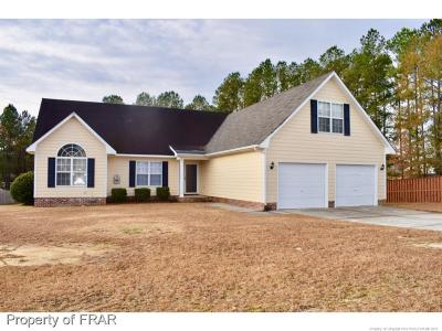 Raeford Single Family Home For Sale: 122 Stacy Lane #19