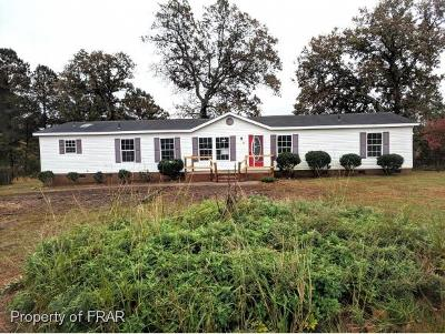 Harnett County Single Family Home For Sale: 90 McKay Dr