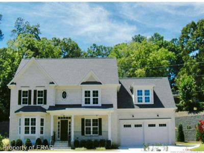 Fayetteville Single Family Home Active Under Contract: 1505 Tullamore Lane
