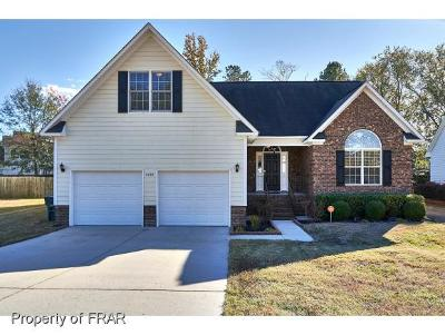 Fayetteville Single Family Home For Sale: 2725 Millmann Road