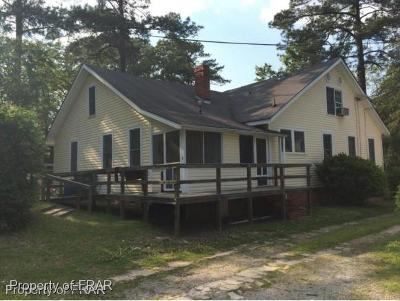 Fayetteville Single Family Home For Sale: 1019 Rowan St