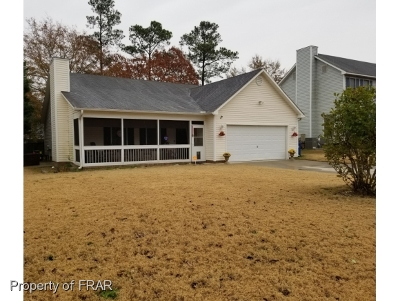 Fayetteville Single Family Home For Sale: 3005 Coachway Dr