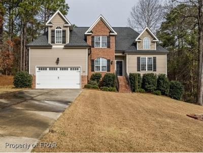 Carolina Lakes Single Family Home For Sale: 99 Quail Hollow