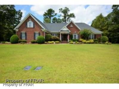 Fayetteville Single Family Home For Sale: 6359 Hornbuckle Drive