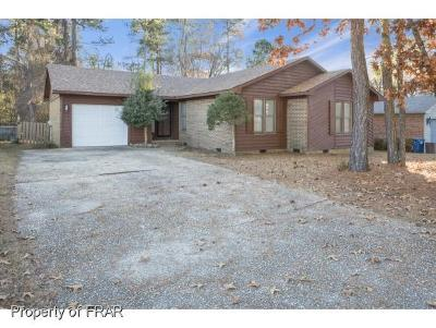Fayetteville Single Family Home For Sale: 3505 Hastings Drive #2