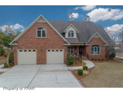 Fayetteville Single Family Home For Sale: 801 Murray Hill Road #31