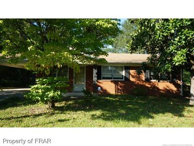 Fayetteville Single Family Home For Sale: 5888 Columbine Road