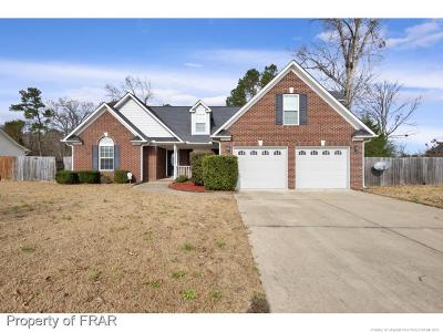 Raeford Single Family Home For Sale: 265 Club Forge Lane