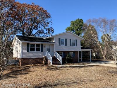 Hope Mills Single Family Home For Sale: 3008 Akron Drive